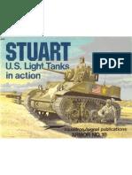 SSP 2018 Stuart U.S. Light Tanks