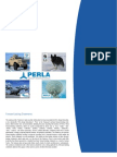 Perla Group International PERL.pk Private Placement Offering