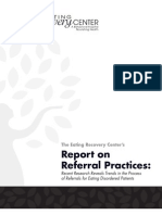 Eating Disorder Referral Practices