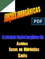 Funcoes Inorganicas EM
