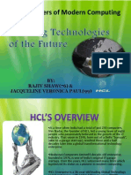 HCL's OVERVIEW