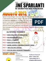Le Galline Sparlanti Ed. AGOSTO 2012