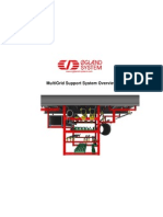 MultiGrid Overview 2012