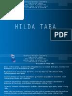 Biografía de Hilda Taba