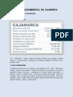 Conflicto Socioambiental en Cajamarca