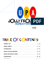 UPA-Jolly Frolics DVD- Bonus Features