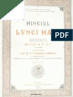 Minei Mai Buc 1928