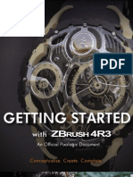ZBrush Getting Started 4R3