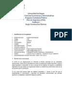 PDA Auditoria Internacinal 2012B
