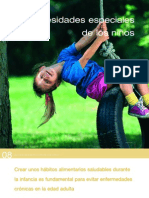 Alimentacion Nutricion Infantil (Senc)