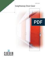 Barndoor Straightaway Door Gear Catalog - Coburn Doors