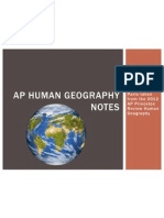 aphumangeographyintronotes-120212023901-phpapp02
