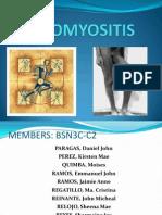 PYOMYOSITIS (CA1)