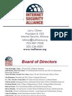 2012 03 27 Larry Clinton Presentation to AIA CIO Members