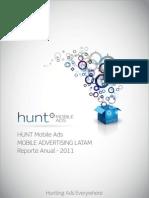 Reporte Anual2011 HUNT Mobile Ads