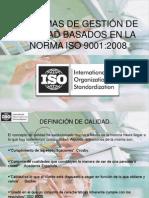Sistemas de Gestion 9001