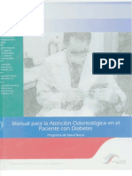 16189533 Manual Atencion Odontologica Paciente Diabetes