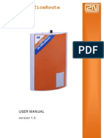 2NR OfficeRoute - User Manual