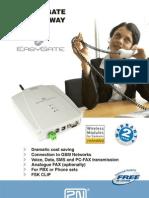 2NR EasyGate - User Manual
