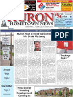 Huron Hometown News - August 2, 2012