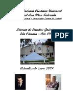 PENSUM 2 Camara Iglesia Gnostica Federada Lahskmi Daimon