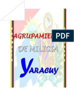 Programa Radial Milicia Yaracuy SEMANA DEL 23 AL 29-07-12