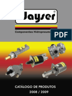 WAYSER CATALOGO 2009.2 EM PDF