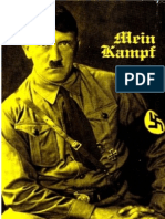Personalities- Adolf Hitler- Mein Kampf