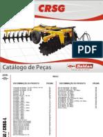 Catálogo de Peças BALDAN - CRSG-CRSG-L