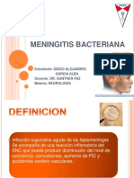 Meningitis Bacteriana 2012