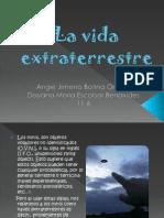 La Vida Extraterrestre