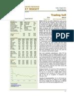 BIMBSec - MMHE - 20120803 - 2QFY12 Results Review - Still Belo