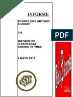 Informe Yura