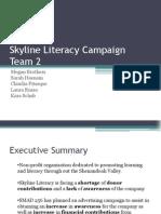SMAD 256 Skyline Campaign