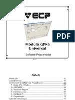 Manual Programador GPRS Universal