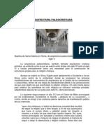 Arquitectura Paleocristiana y Bizantina (Reparado)