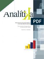 Determinantes de la temporalidad en el mercado laboral ecuatoriano - Determinants of temporality in Ecuadorian labor market