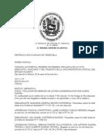 Sentencia Violacion Derechos de Autor.brownvscontreras. Jaime Vargas