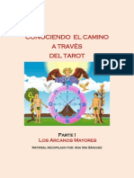 Manual Nivel 1 Tarot por Ana Iris Sanchez