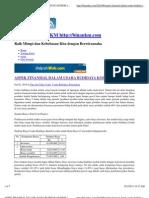 Aspek Finansial Dalam Usaha Budidaya Kodok Lembu _ Maju Bersama Ukm Http_binaukm