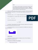 Principio de Pascal Grado 10