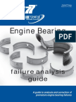 Engine bearing failure analysis guide