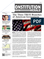 The Constitution Herald for Nathan Dahm