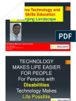 Assistive Technology and Life Skills Education by Dr. Dheeraj Mehrotra