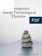 Social Psych Theories