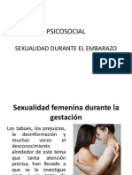 1ra Parte Psico Sexo en El Embarazo