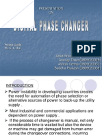 Digital Phase Changer Ppt