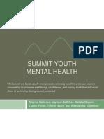 summit youth mental health