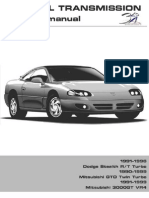 3S AWD Trans Service Manual Searchable