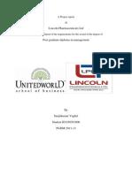 Summer Internship Project Report-Sanjitkumar Vaghel Enrollment No030301006